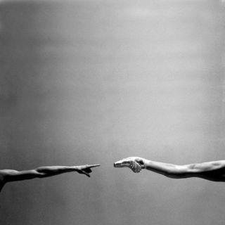 Ballet and god 1