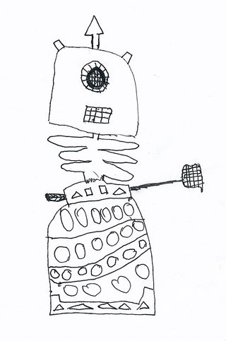 Princess Calista Dalek