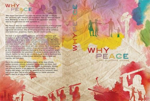 Why Peace cover art