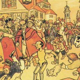 Public-domain-vintage-childrens-book-illustration-pinocchio