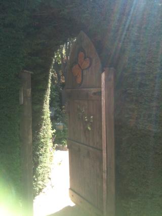 Garden door copy