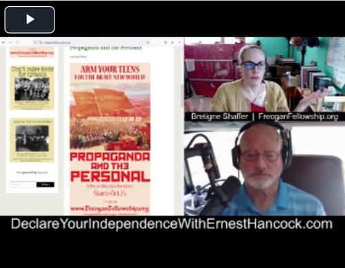 Ernie podcast Oct 1